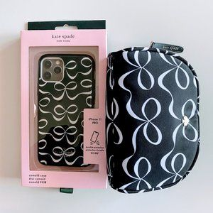 Kate Spade Small Cosmetic & Iphone 11 Pro Max Case